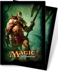 Magic 2012 Garruk Deck Protectors - 80 count on Channel Fireball