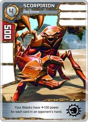 Scorpirion - Red Animal