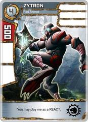 Zytron - Red Animal