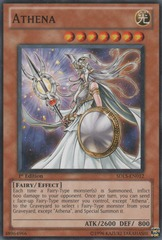Athena - SDLS-EN012 - Common - 1st Edition on Channel Fireball