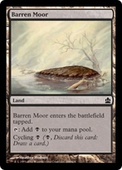 Barren Moor on Channel Fireball