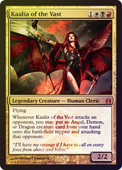 Oversized - Kaalia of the Vast on Channel Fireball