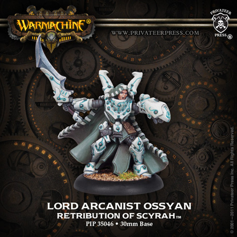 Lord Arcanist Ossyan