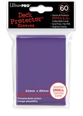 Ultra Pro Small Size Purple Sleeves - 60ct