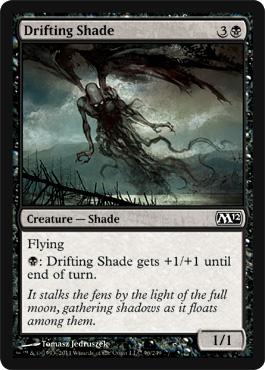 Drifting Shade