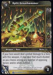 Split Greathammer
