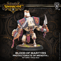 Blood of Martyrs - Character Heavy Warjack Upgrade Kit