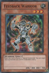 Feedback Warrior - YS11-EN007 - Common - 1st Edition