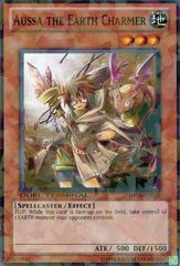 Aussa the Earth Charmer - DT05-EN010 - Parallel Rare - Duel Terminal on Channel Fireball
