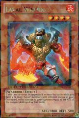 Laval Warrior - DT05-EN024 - Parallel Rare - Duel Terminal on Channel Fireball