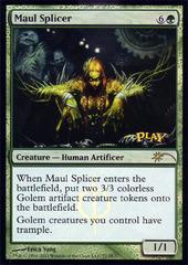 Maul Splicer - WPN Promo Foil