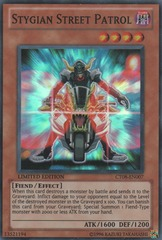 Stygian Street Patrol - CT08-EN007 - Super Rare - Limited Edition on Channel Fireball