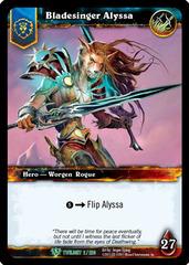 Bladesinger Alyssa