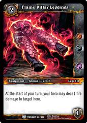 Flame Pillar Leggings