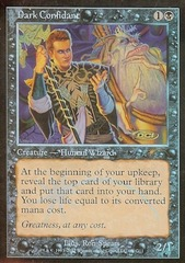 Dark Confidant -  DCI Judge Rewards Promo Foil