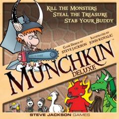 SJG1483 Munchkin Deluxe