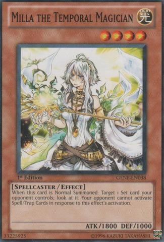 Ultra Rare NM Generation Force Yugioh Wonder Wand GENF-EN045