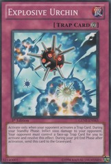 Explosive Urchin - GENF-EN065 - Common - 1st Edition