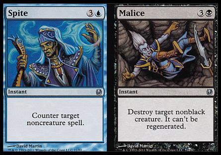 Spite // Malice