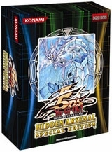 Yu-Gi-Oh Hidden Arsenal Special Edition Pack
