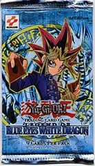 Legend of Blue Eyes White Dragon 1st Edition Booster Pack
