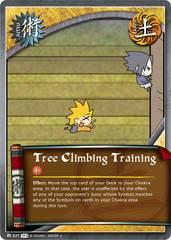 Tree Climbing Training - J-827 - Uncommon - 1st Edition