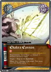Chakra Cannon - J-853 - Uncommon - 1st Edition