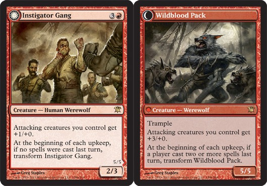 Instigator Gang // Wildblood Pack