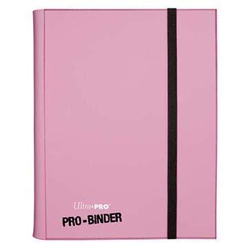 9-Pocket Pink PRO-Binder