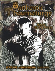 Authentic Thaumaturgy (Second Edition)