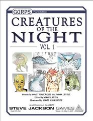 Creatures of the Night, Vol. 1
