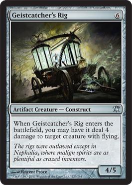 Geistcatchers Rig