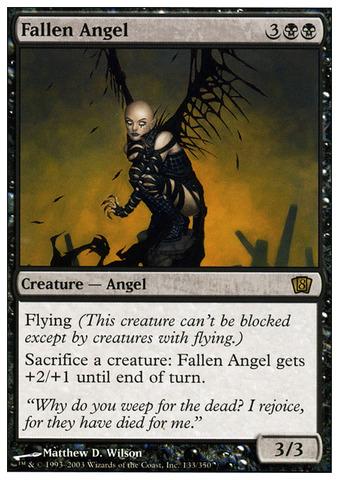 Fallen Angel - Foil