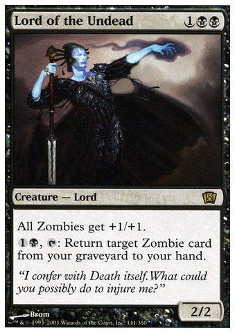 Lord of the Undead - Foil