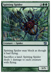 Spitting Spider - Foil