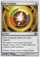 Star Compass - Foil