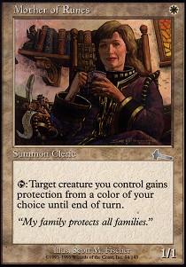 Mother of Runes - Foil