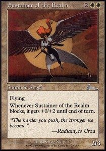 Sustainer of the Realm - Foil