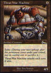 Thran War Machine - Foil