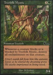 Treefolk Mystic - Foil