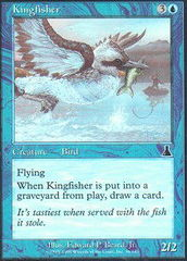 Kingfisher - Foil
