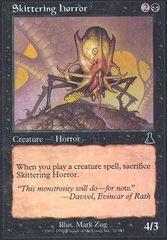 Skittering Horror - Foil