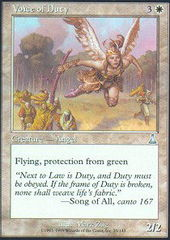 Voice of Duty - Foil