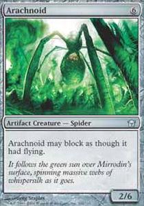 Arachnoid - Foil
