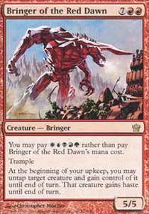Bringer of the Red Dawn - Foil