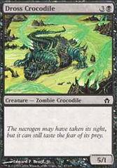 Dross Crocodile - Foil