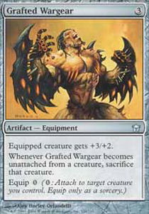Grafted Wargear - Foil