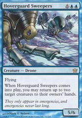 Hoverguard Sweepers - Foil