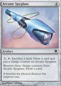 Arcane Spyglass - Foil