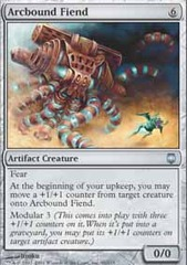 Arcbound Fiend - Foil on Channel Fireball